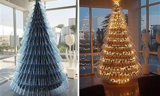 20 Hilárias Árvores de Natal