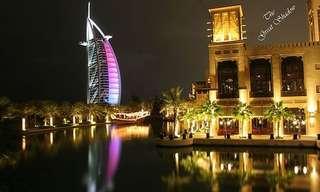 A Arrojada Arquitetura de Dubai