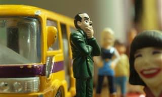 Piada do Dia: O Menino Sincero no Ônibus!
