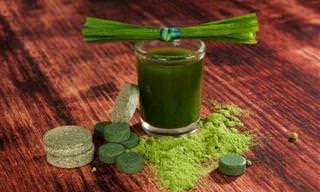 5 Benefícios da Alga Spirulina