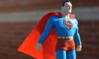 Super-Homens Existem Mesmo!