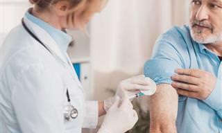 5 Vacinas Importantes Para Idosos Acima de 65 Anos