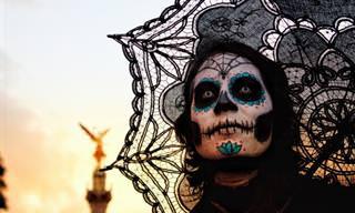 """Conheça a tradição mexicana do """"Día de Muertos"""""""