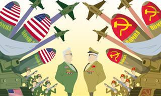 Teste: O que você sabe sobre a Guerra Fria?