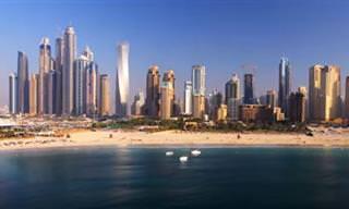 Quer viajar pela sofisticada Dubai? É impressionante!