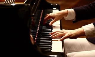 Essa artista fez jus ao legado de Beethoven. Emocionante...
