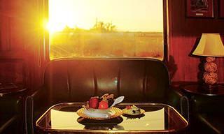 Viajando em Grande Estilo no Maharaja Express