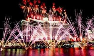 Espetáculo de Ano Novo em 20 Cidades