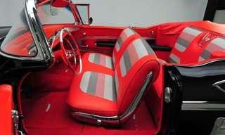 Interiores Requintados para Carros Magníficos!