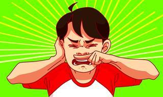 O que acontece se você segurar um espirro? Inacreditável!
