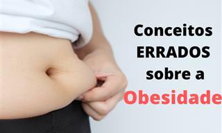 Esses mitos sobre a obesidade precisam ser eliminados