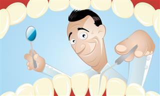 Você Sabe Que Ele é Um Bom Dentista Quando...