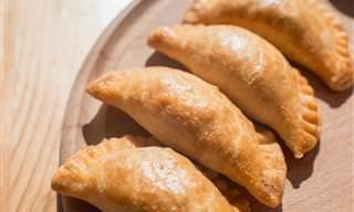 Receita: Empanadas argentinas macias e saborosas
