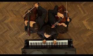 "2 Cellos & Lang Lang Arrasam em ""Live and Let Die"""