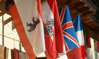 Você Conhece Estas Bandeiras?