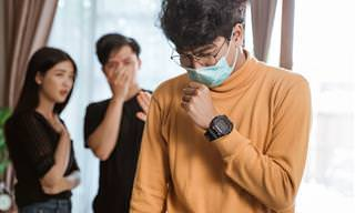 Doenças tidas como contagiosas mas NÃO são