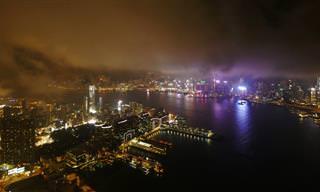 Assista: Uma noite e um dia na vida de Hong Kong