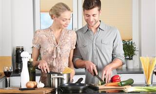 Você Sabe de Tudo de Cozinha? Vamos Ver se Você Passa Nesse Teste...