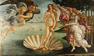 9 Obras de Arte Famosas Que Celebram o Amor