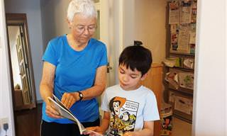 A Importância da Relação Entre Avós e Netos