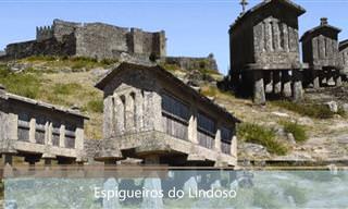 Os encantos das aldeias portuguesas