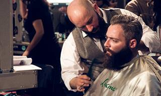 Piada do Dia: A Visita ao Barbeiro