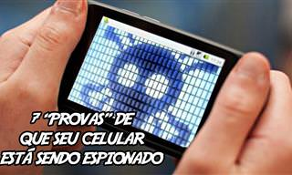 Cuidado: Seu celular pode estar sendo espionado!