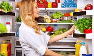 10 Alimentos Que Não Devem Ser Refrigerados