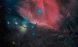 Via Láctea - Um Espetáculo de Luz e Cores