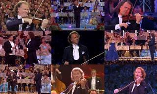As Melhores Perfomances do Violinista e Regente André Rieu!