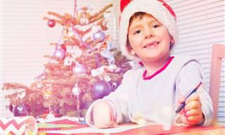 A Carta de Joãozinho ao Papai Noel