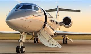 Conheça o G500, o Mais Novo Jato da Gulfstream