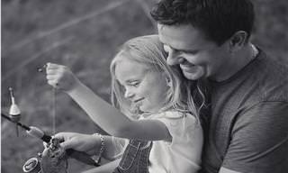 10 Fotos Maravilhosas Para Homenagear os Pais