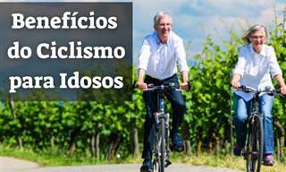 Andar de bicicleta conserva a saúde dos idosos