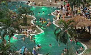 Bem-Vindo ao Resort das Ilhas Tropicais em Brandenburg, na Alemanha!