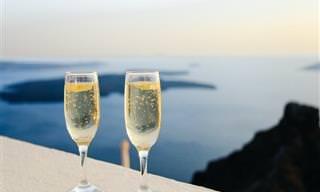 4 Boas Razões Para Beber Champanhe