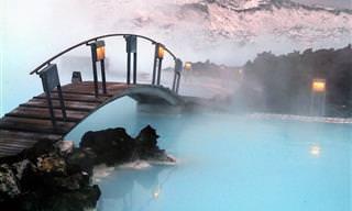 As estações de águas termais mais belas do mundo