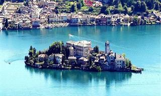 Os 10 Lagos Mais Lindos da Itália