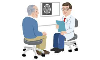 Um Homem Com Problemas de Esquecimento Visita o Médico...
