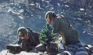 O Natal em Diversas Fases da História em Todo o Mundo