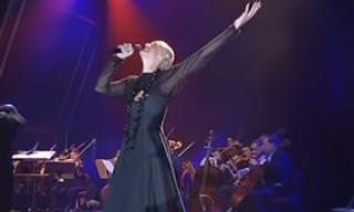 """Mariza canta o fado """"Ó Gente da Minha Terra"""""""