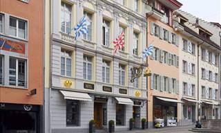 Hotéis muito antigos que resistiram ao tempo