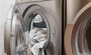 Roupas Que NÃO Podem ir na Máquina de Lavar e Nem na Secadora