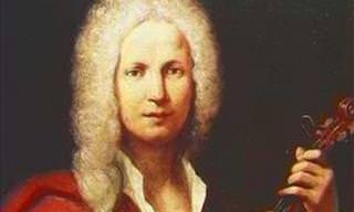Música: Aprecie 24 Obras Sublimes do Mestre Barroco Vivaldi
