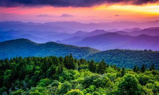 17 Fotos da Natureza Que se Parecem Com Pinturas