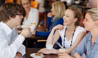 9 hábitos de linguagem corporal com efeito negativo