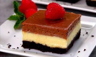 Receita Saborosa dos Deuses: Cheesecake de Nutella
