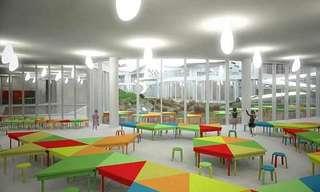 Jardins de Infância Super Originais!