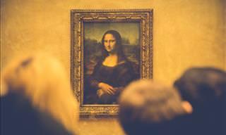 Você já viu a galeria de arte viva? É impressionante!