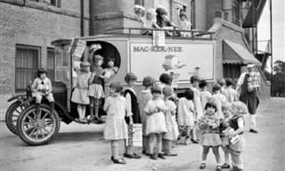 Estas fotos vintage são uma janela mágica para o passado